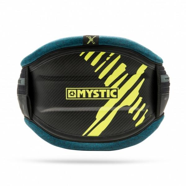 Mystic 2017 Majestic X Wave Waist Trapez lime