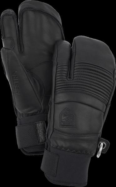 Hestra Leather Fall Line 3-Finger Ski Handschuhe