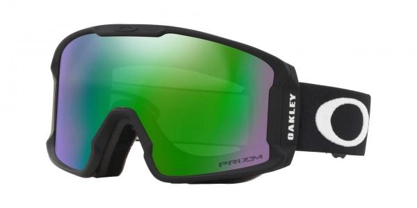 Oakley Line Miner M (Matte Black) Ski Brille