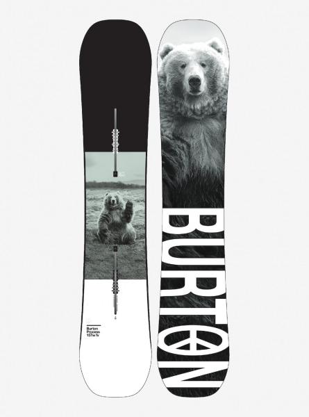 Burton Process Wide Flying V 2021 Snowboard