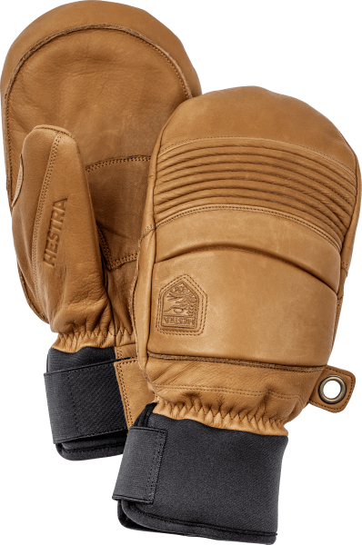 Hestra Leather Fall Line Mitt Ski Handschuhe