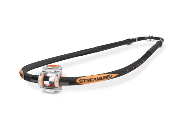 Streamlined Raceline Carbon Boom SDM