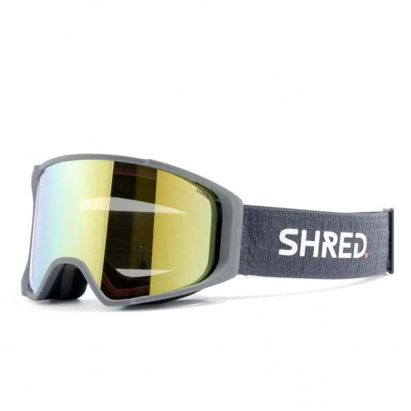 Shred SIMPLIFY GRAU CBL HERO MIRROR VLT 14% Ski Brille