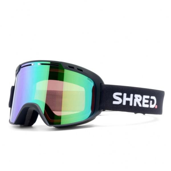 Shred AMAZIFY SCHWARZ CBLPLASMA VLT MIRROR15% Ski Brille