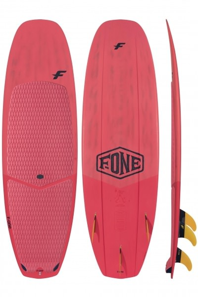 F-ONE Slice Carbon Kiteboard