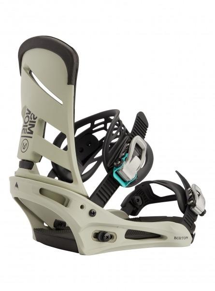 Burton Mission Re:Flex 2021 Snowboardbindung