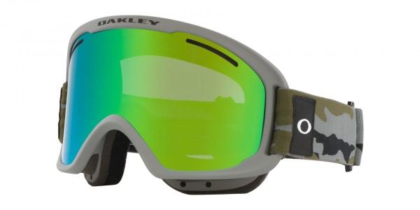 Oakley O Frame 2.0 (Grey/Brush/Camo) Ski Brille