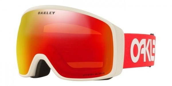 Oakley Flight Tracker XL (Viper Red/Grey) Ski Brille
