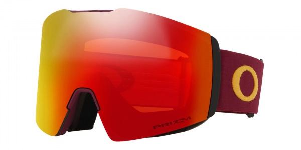 Oakley Fall Line XL (Mustard/Yellow) Ski Brille
