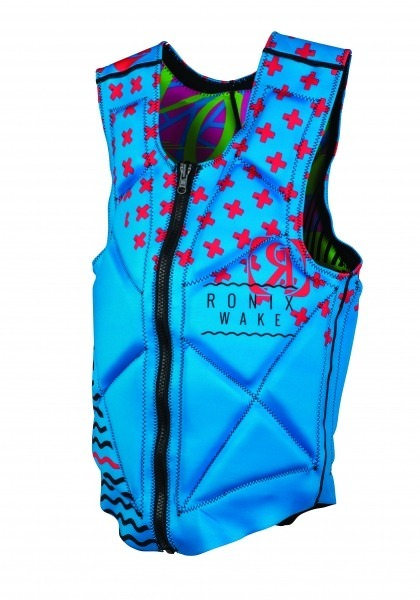 Ronix PARTY Athletic Cut Reversible Impact Jacket 2019