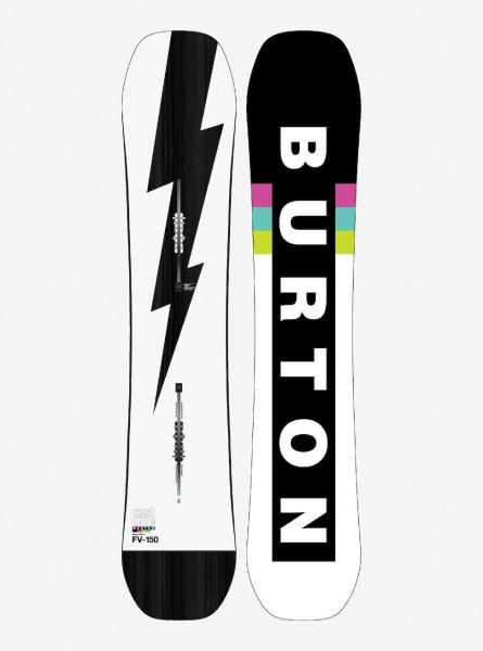 Burton Custom Flying V 2021 Snowboard