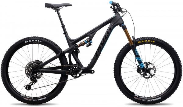 Pivot Mach 5.5 Carbon Mountainbike