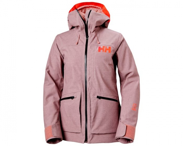 Helly Hansen W POWDERQUEEN 3.0 Ski Jacke