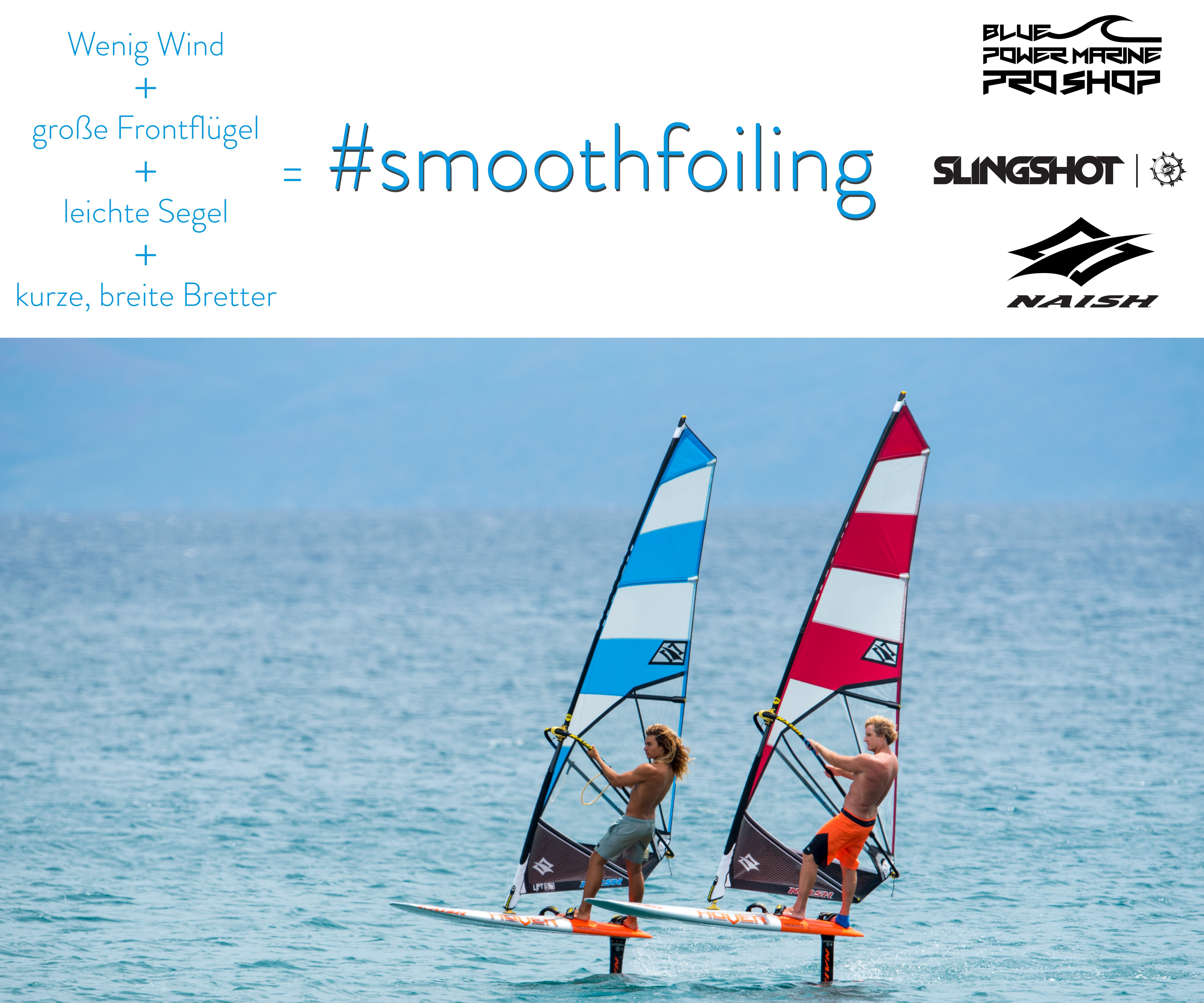 Smoothfoiling