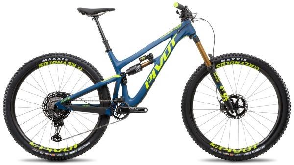 Pivot Firebird 29 Carbon Mountainbike