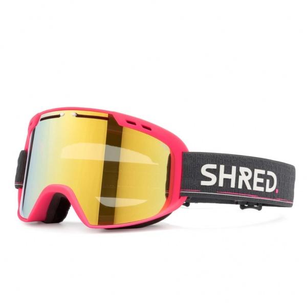 Shred AMAZIFY BOUJEE CBL HERO MIRROR VLT 14% Ski Brille