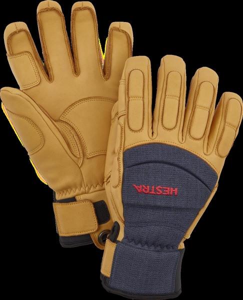 Hestra Vertical Cut Zone 5-Finger Ski Handschuhe