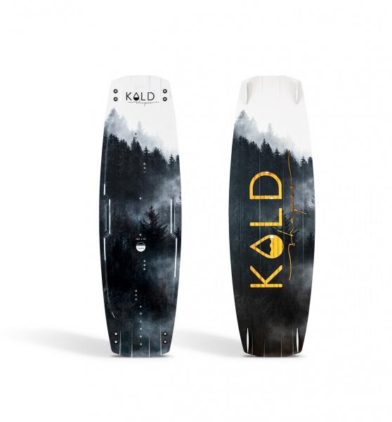 "Kold Shapes Polar II ""Black Edition"" Kiteboard"