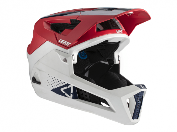 Leatt MTB 4.0 Enduro Helm (Chilli)
