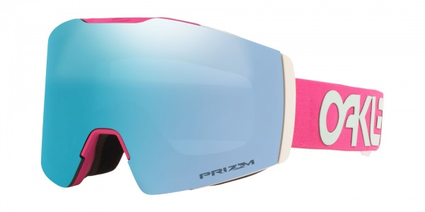 Oakley Fall Line M Factory Pilot (Rubine/Jasmine) Ski Brille