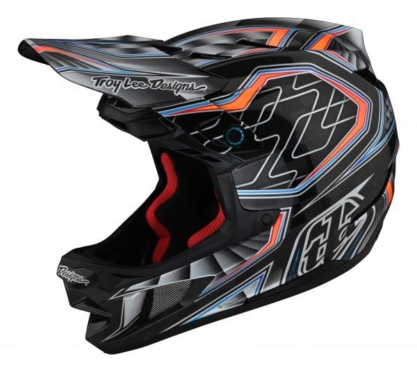 Troy Lee Designs D4 Carbon Helm
