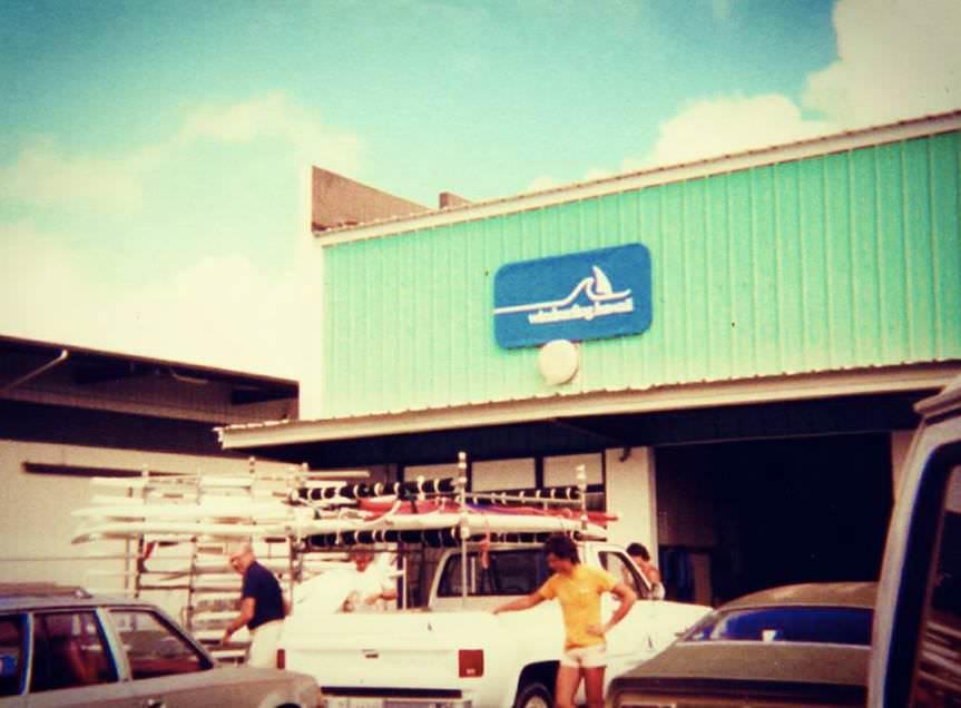 larry-stanley_windsurfing-hawaii-shop-in-Kailua-late-70s