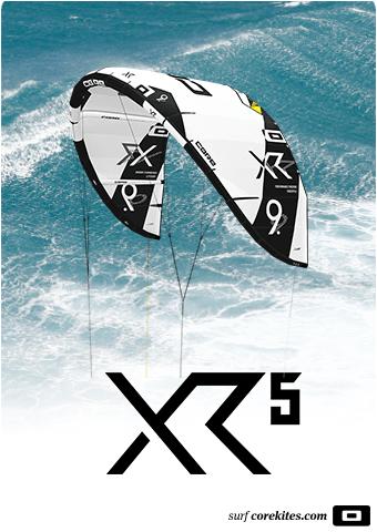 Core XR5 Kite White