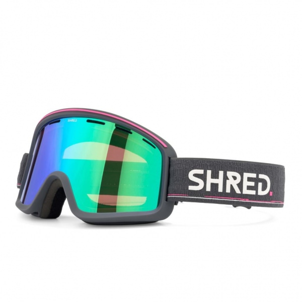 Shred MONOCLE BOUJEE CBL PLASMA MIRROR VLT 16% Ski Brille